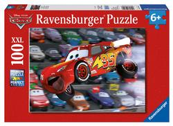 Cars Everywhere! - Scratch and Dent Cartoons Children's Puzzles