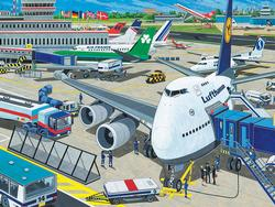 Airport - Scratch and Dent Planes Children's Puzzles