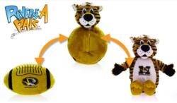 NCAA Reverse-A-Pal - Missouri Missouri Tigers Plush Toy