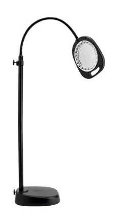 "5"" LED Floor & Table Mag Light - Scratch and Dent Accessory"
