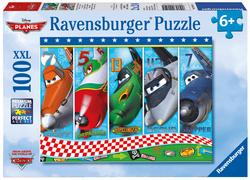 Invincible Planes Cartoons Children's Puzzles