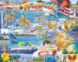 Hawaii Geography Jigsaw Puzzle