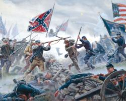 The High Tide Patriotic Jigsaw Puzzle