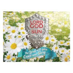 God's Grace Flowers Large Piece