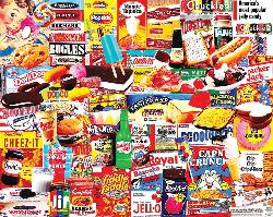 Things I Ate As A Kid - Scratch and Dent Sweets Jigsaw Puzzle