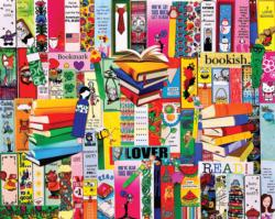 Bookmarks Collage Jigsaw Puzzle