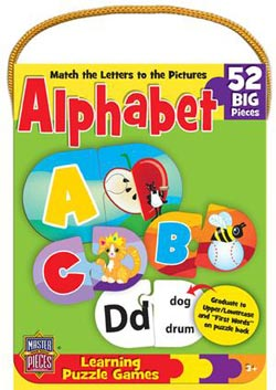 Alphabet Game - Mini