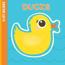 Ducks (Soft Puzzle Book) Educational Activity Books and Stickers