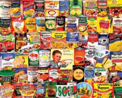 Soups On! Collage Jigsaw Puzzle
