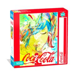 Life Tastes Good Coca Cola Jigsaw Puzzle