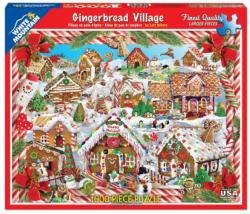 Gingerbread Village Sweets Jigsaw Puzzle