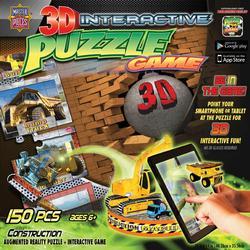 Construction (3D Interactive) Construction 3D Puzzle
