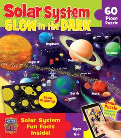 Solar System Science Children's Puzzles