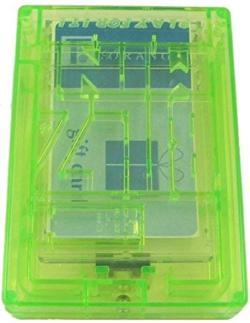 Bilz Mini Green Gift Card Holder