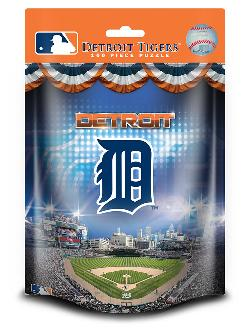 Detroit Tigers (MLB  Foil Pack) Sports Jigsaw Puzzle