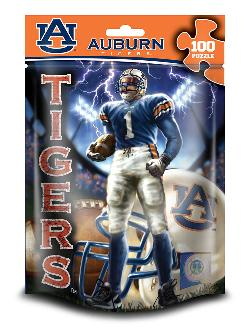 Auburn  (NCAA  Foil Pack) Sports Jigsaw Puzzle