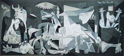 Guernica, Picasso Contemporary & Modern Art Panoramic