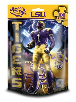 LSU (NCAA  Foil Pack) Sports Jigsaw Puzzle