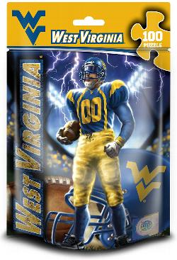 West Virginia  (NCAA  Foil Pack) Sports Jigsaw Puzzle