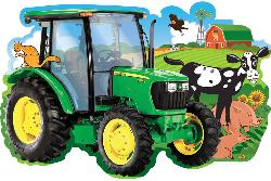 Friends on the Farm (John Deere) Cows Children's Puzzles
