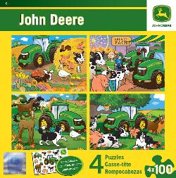 John Deere  4-Pack Cows Multi-Pack