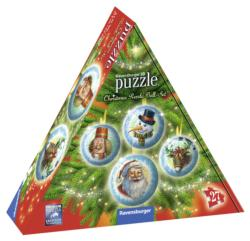 3D Christmas Puzzle-Ball Set Christmas 3D Puzzle
