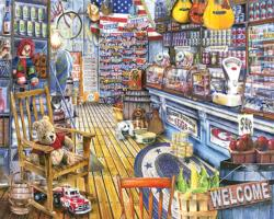 Jackson's General Store Sweets Jigsaw Puzzle