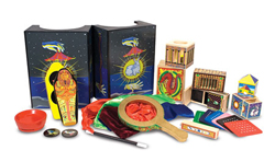 Deluxe Magic Set Egypt Toy