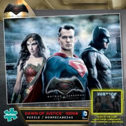 Dawn of Justice Super-heroes Jigsaw Puzzle