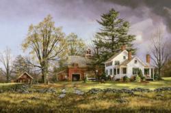 Precious Days Landscape Jigsaw Puzzle