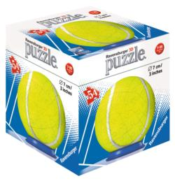 Tennis Sports Puzzleball