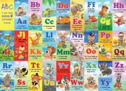 Animal Alphabet Jigsaw Puzzle