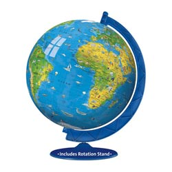 XXL Children's Globe Maps Children's Puzzles