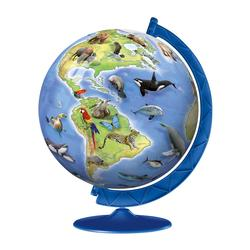 Puzzleball - World's Endangered Species (180pc) Maps Puzzleball