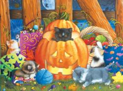 Halloween Surprise Halloween Jigsaw Puzzle