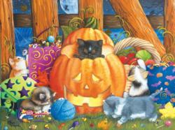 Halloween Surprise Halloween Jigsaw Puzzle