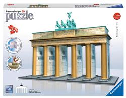 Brandenburg Gate Germany 3D Puzzle