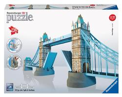 Tower Bridge - London - 3D Travel Plastic Puzzle