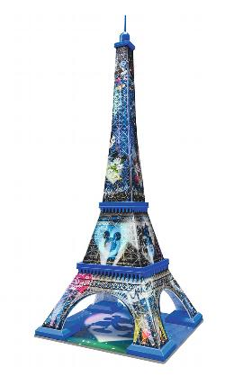 Mickey & Minnie Eiffel Tower - 3D Paris Children's Puzzles