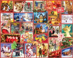 Joy of the World Collage Jigsaw Puzzle