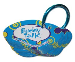 Buddy Talk Card Game