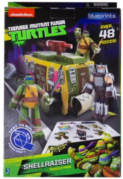 Teenage Mutant Ninja Turtles: Shellraiser