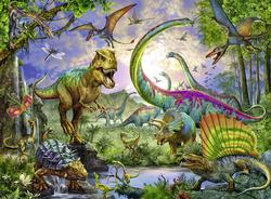 Realm of the Giants Dinosaurs Children's Puzzles