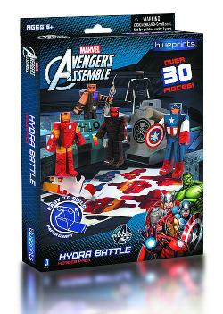 Hydra Battle (Avengers Assemble) Super-heroes Toy