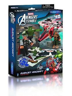 Avenjet Aircraft (Avengers Assemble) Super-heroes Toy