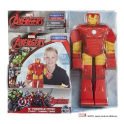 Marvel Blueprints - Ironman Super-heroes Toy