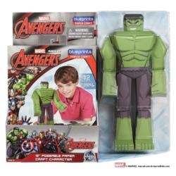 Marvel Blueprints - Hulk Super-heroes Toy