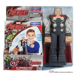 Marvel Blueprints - Thor Super-heroes Toy