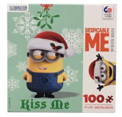 Despicable Me - Holiday Kiss Me Christmas Children's Puzzles