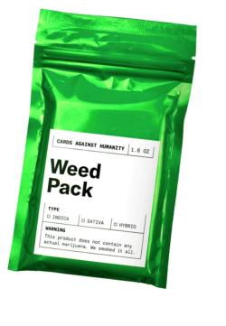 Cards Against Humanity - Weed Expansion Pack